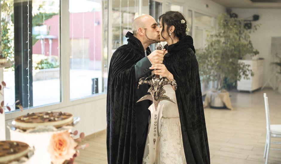 La boda de Guillermo y Cristina en Sant Vicenç De Montalt, Barcelona