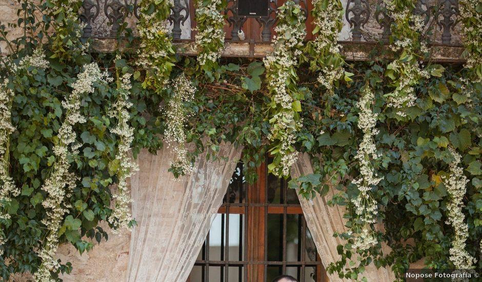La boda de Carlos y Clara en Beniflá, Valencia