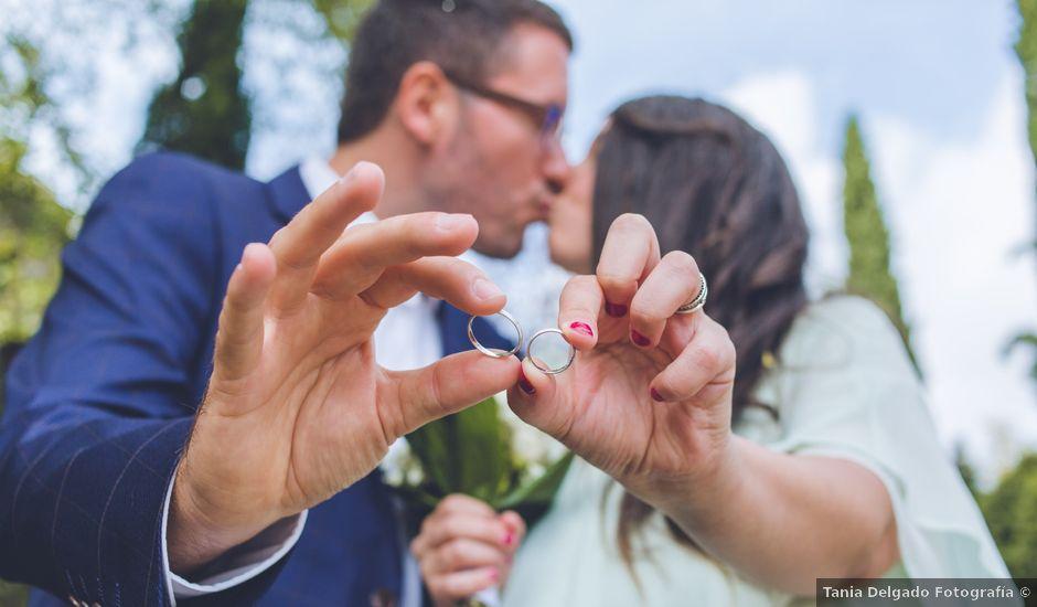 La boda de Carlos y Sonia en Chinchon, Madrid