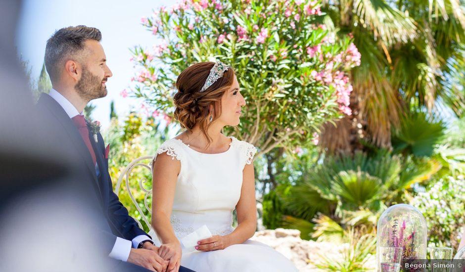 La boda de David y Paula en Zaragoza, Zaragoza