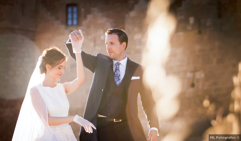 La boda de Carmen y José en Belmonte, Cuenca