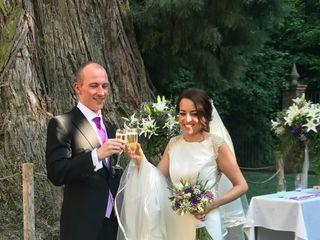 La boda de Maria  y Víctor