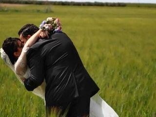 La boda de Estefania  y Antonio  1