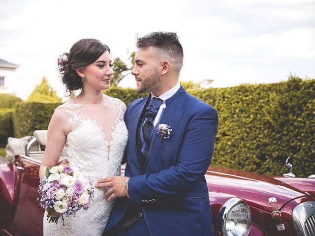 La boda de Israel y Esperanza