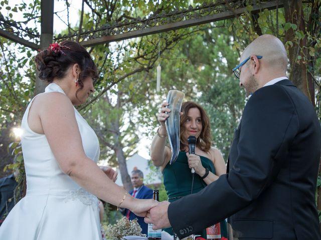 La boda de Guillermo y Angélica en San Roman De Los Montes, Toledo 11