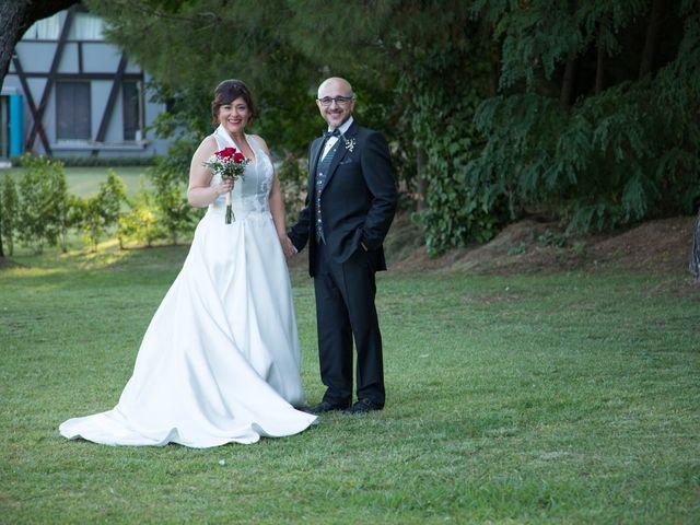 La boda de Guillermo y Angélica en San Roman De Los Montes, Toledo 15
