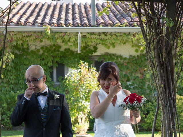 La boda de Guillermo y Angélica en San Roman De Los Montes, Toledo 17