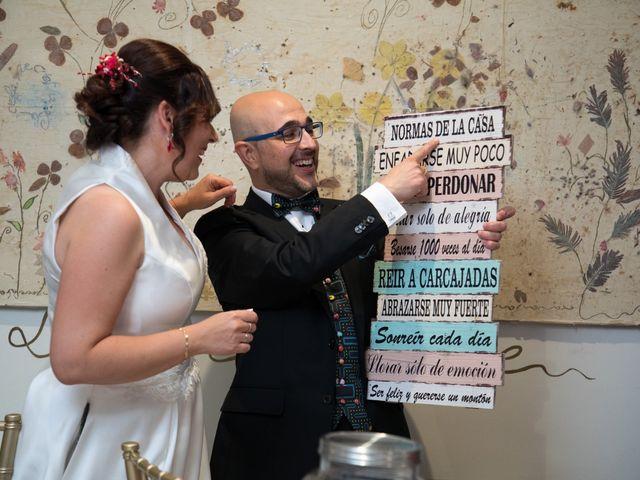 La boda de Guillermo y Angélica en San Roman De Los Montes, Toledo 20
