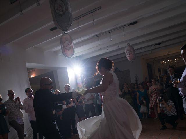 La boda de Guillermo y Angélica en San Roman De Los Montes, Toledo 30