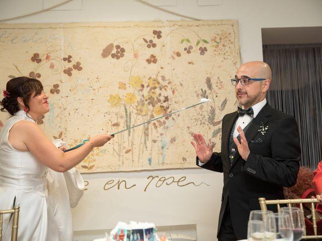 La boda de Guillermo y Angélica en San Roman De Los Montes, Toledo 32