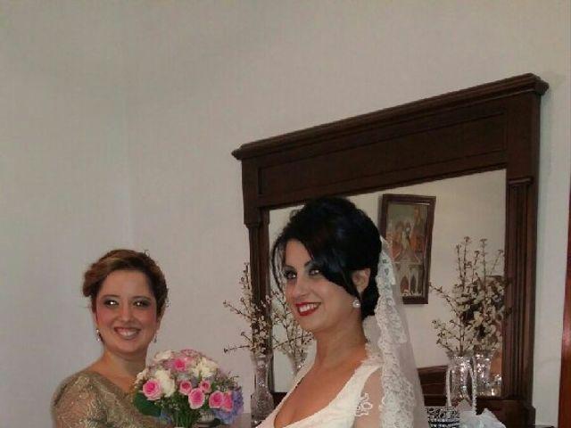 La boda de Antonio  y Estefania  en Cañada Rosal, Sevilla 3