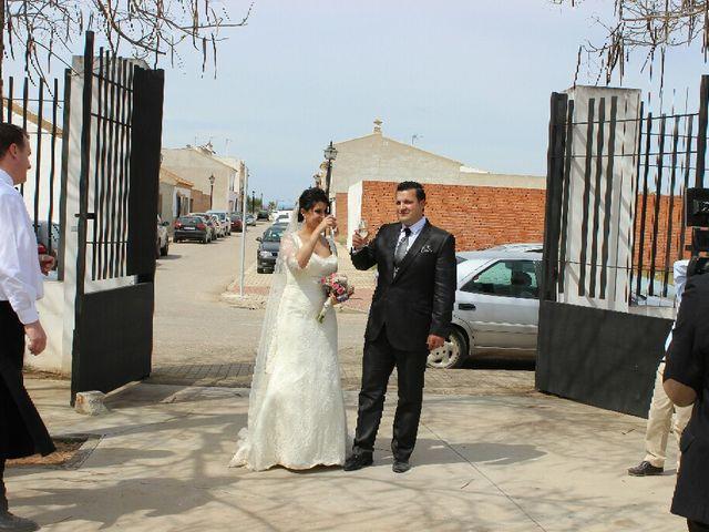 La boda de Antonio  y Estefania  en Cañada Rosal, Sevilla 6
