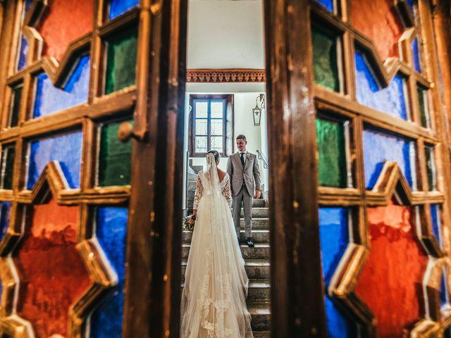 La boda de Andrea y Loren