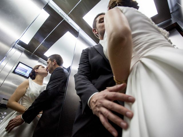 La boda de Robert y Gal.la en Playa De Gandia, Valencia 20