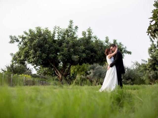 La boda de Robert y Gal.la en Playa De Gandia, Valencia 29