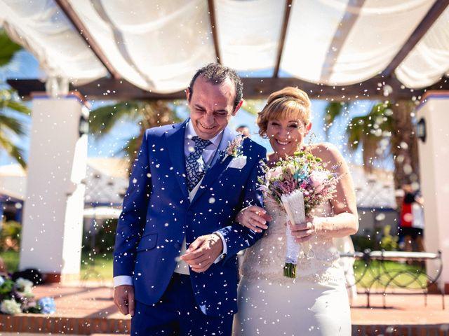 La boda de Natividad y Antonio