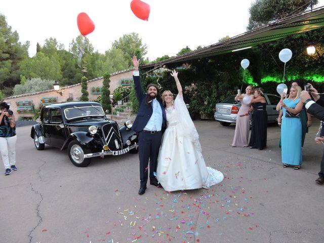 La boda de Oscar y Cristina en Toledo, Toledo 2