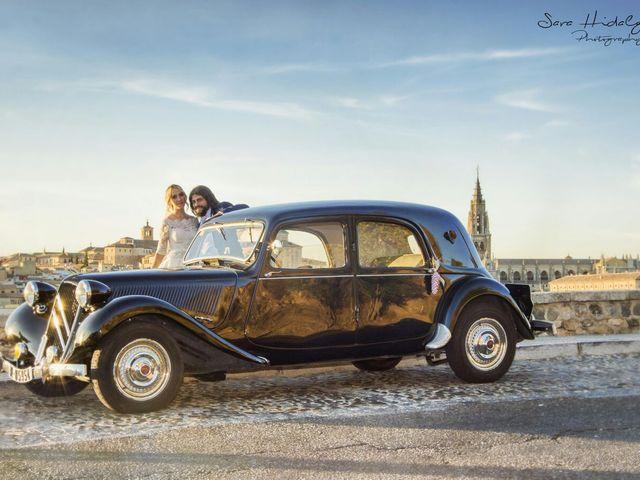 La boda de Oscar y Cristina en Toledo, Toledo 3