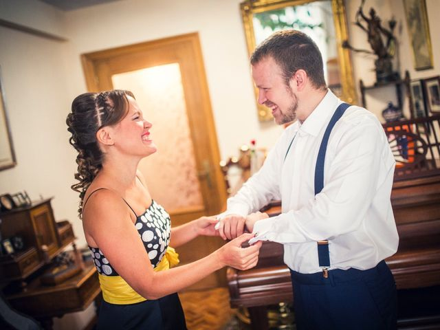 La boda de Jose y Karla en Madrid, Madrid 17