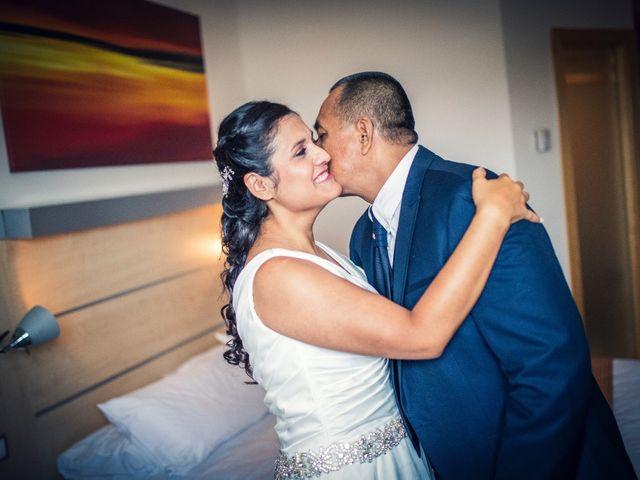 La boda de Jose y Karla en Madrid, Madrid 32
