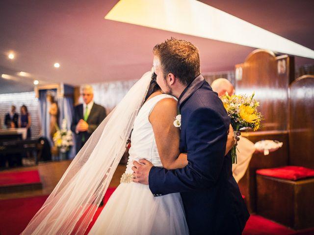 La boda de Jose y Karla en Madrid, Madrid 46