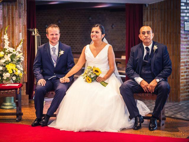 La boda de Jose y Karla en Madrid, Madrid 50