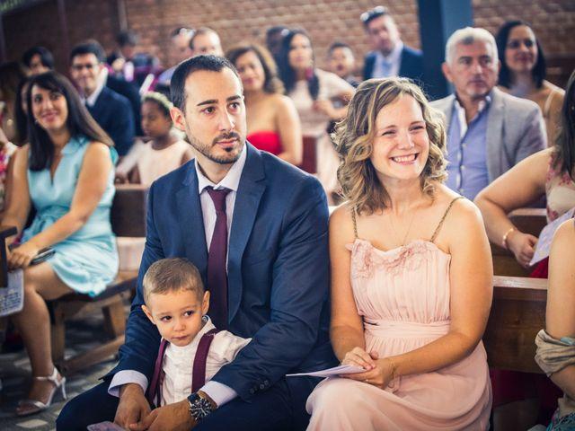 La boda de Jose y Karla en Madrid, Madrid 52