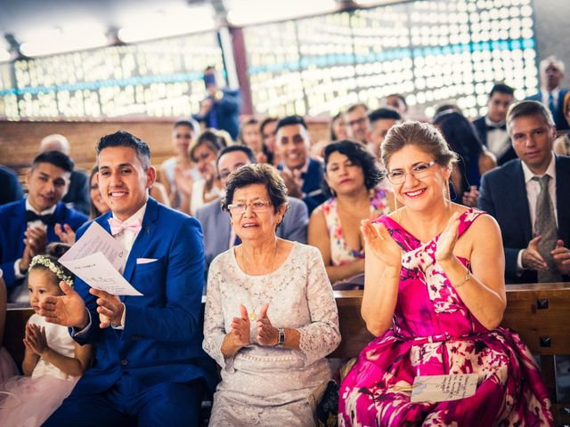 La boda de Jose y Karla en Madrid, Madrid 58