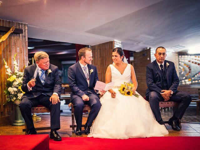 La boda de Jose y Karla en Madrid, Madrid 61