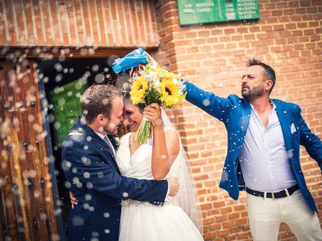 La boda de Jose y Karla en Madrid, Madrid 69