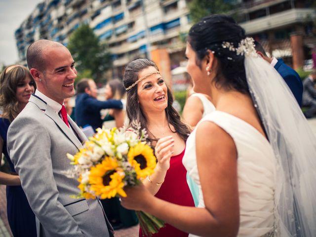 La boda de Jose y Karla en Madrid, Madrid 72