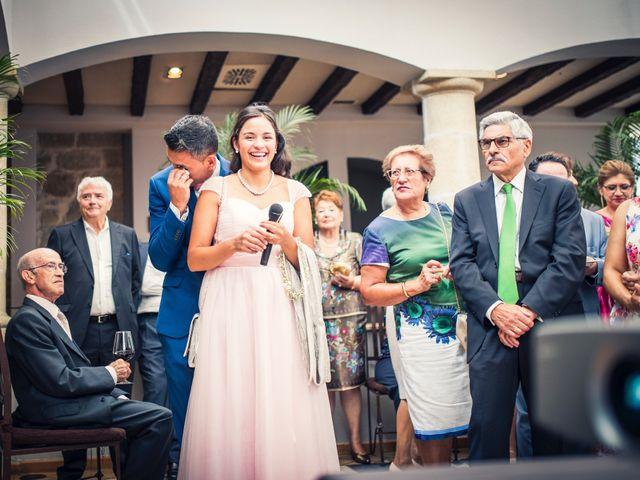 La boda de Jose y Karla en Madrid, Madrid 91