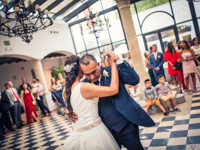 La boda de Jose y Karla en Madrid, Madrid 104