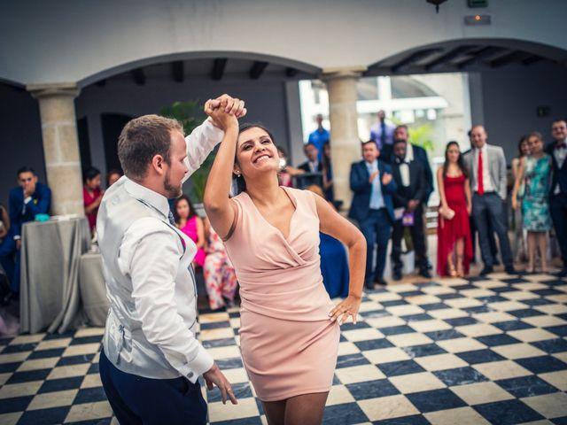 La boda de Jose y Karla en Madrid, Madrid 110
