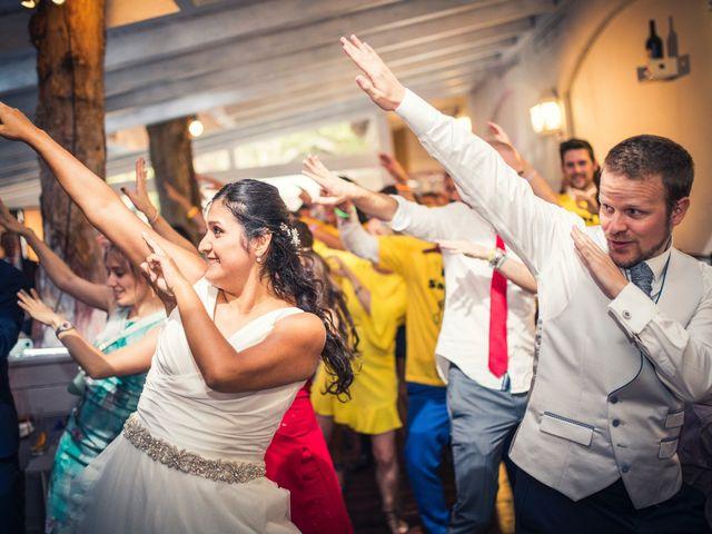 La boda de Jose y Karla en Madrid, Madrid 118