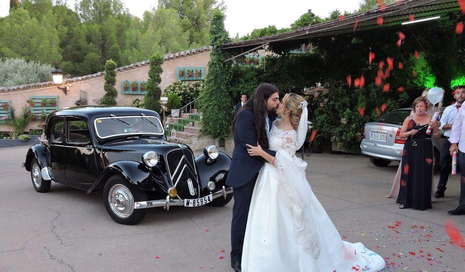 La boda de Oscar y Cristina en Toledo, Toledo