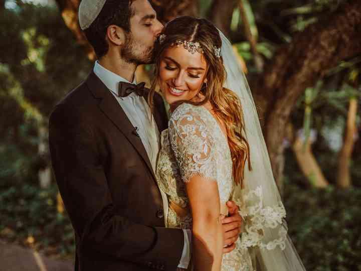 La boda de Judith y Nitai