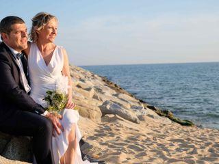 La boda de Montserrat y Norverto