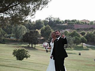 La boda de Eva y Tony