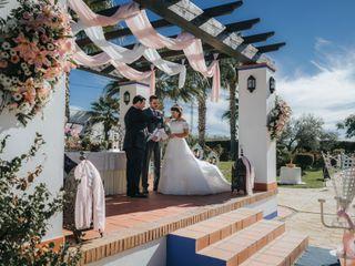 La boda de Lucía y José Manuel