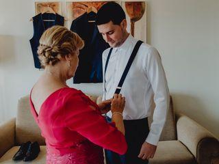 La boda de Alexandra y José Carlos 2