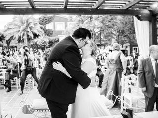 La boda de Sara y Kike