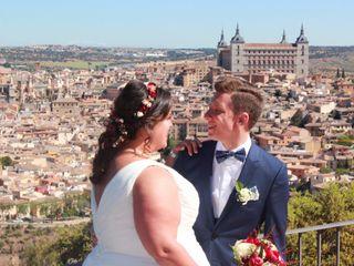 La boda de Tamara y Romain