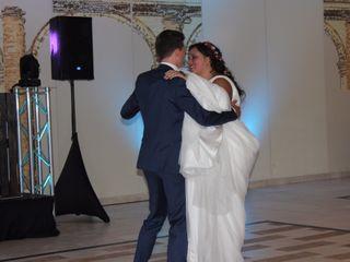 La boda de Tamara y Romain 1