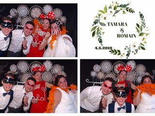La boda de Tamara y Romain 3