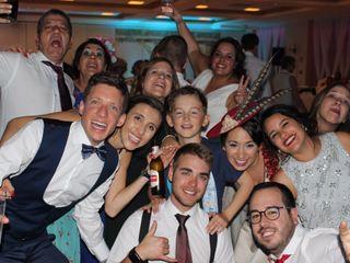 La boda de Tamara y Romain 2