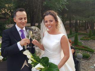 La boda de Verónica y Antonio