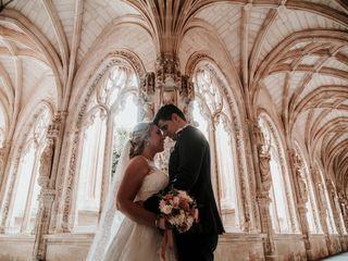 La boda de Cristian y Marta en Toledo, Toledo 1