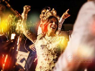 La boda de Ines Cristina y Luis Miguel 1
