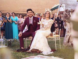 La boda de Ines Cristina y Luis Miguel